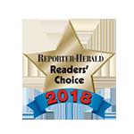 Reporter Herald Readers' Choice 2018